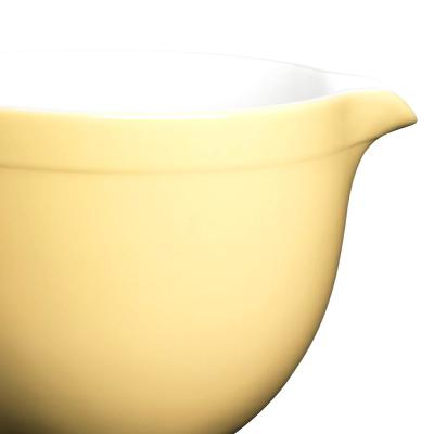 Kitchenaid 5 Qt Tilt Head Ceramic Bowl In Majestic Yellow