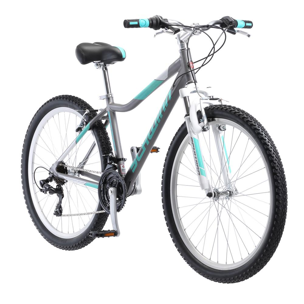 4ab9e36dd Schwinn 26 in. Women s Mountain Bike-S8061TR - The Home Depot