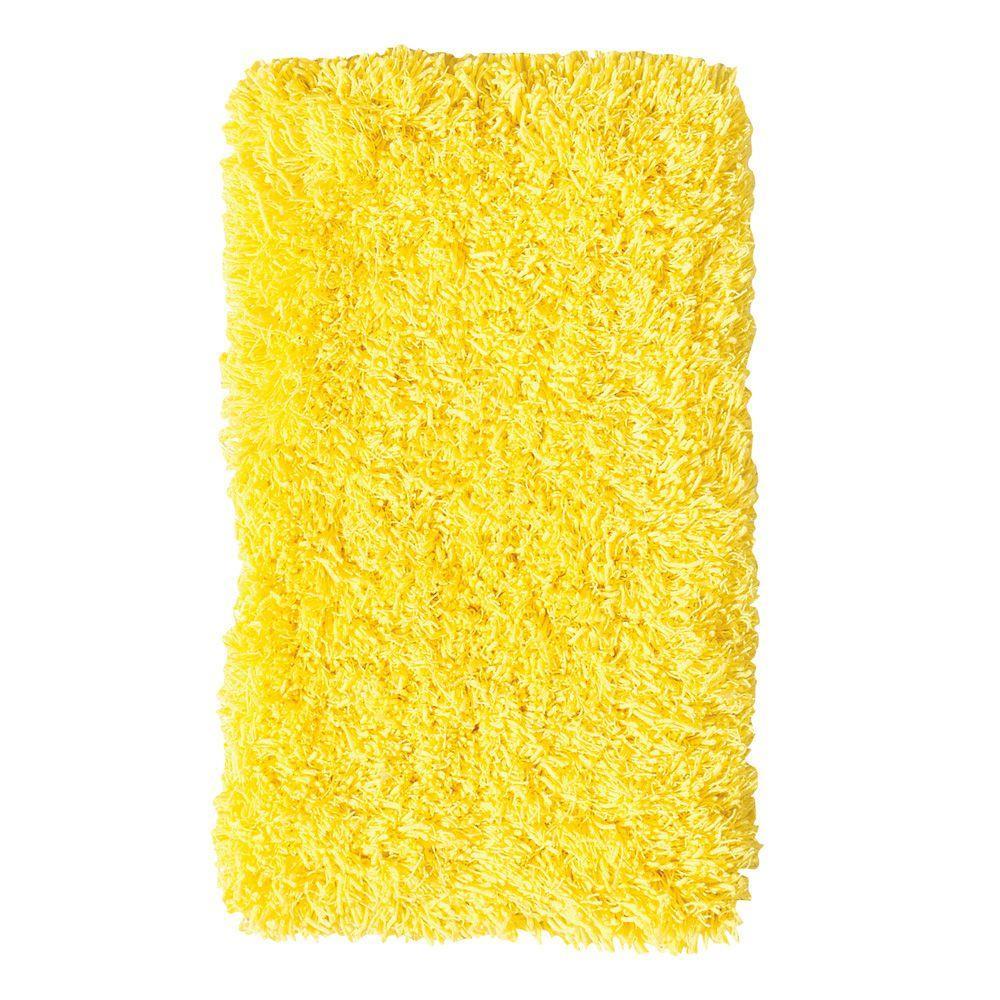 Home Decorators Collection Ultimate Shag Sunshine Yellow 9