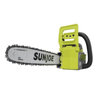 16 in. 40-Volt Brushless Cordless Chainsaw (Tool Only)