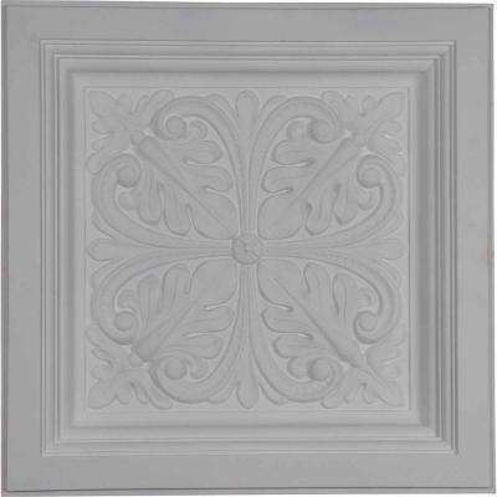 Cornelia 2 ft. x 2 ft. Glue-up Ceiling Tile