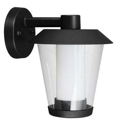 Blyth Black Outdoor Integrated LED Wall Light
