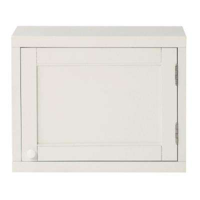 Mudroom 20 in. W x 15 in. H Picket Fence Upper Cabinet