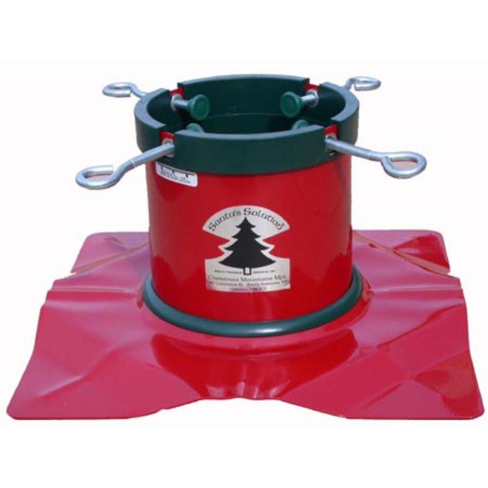 High Quality Tree Stand for Live Trees up to 9 ft.
