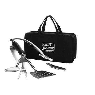 Camping and Tailgating Grill Set