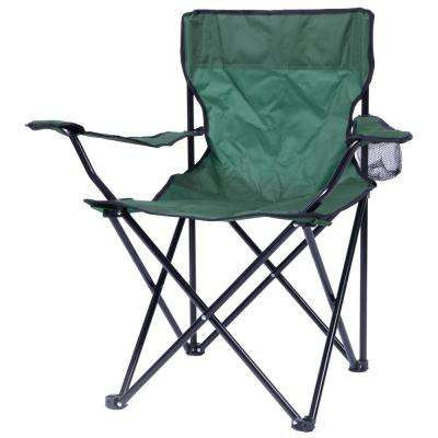 Green Folding Camping Chair