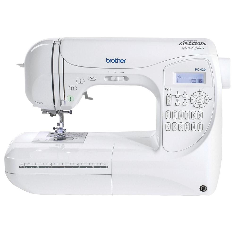 Project Runway 294-Stitch Sewing Machine