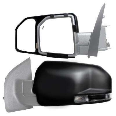 Clip-on Towing Mirror Set for 2015 - 2018 Ford F-150