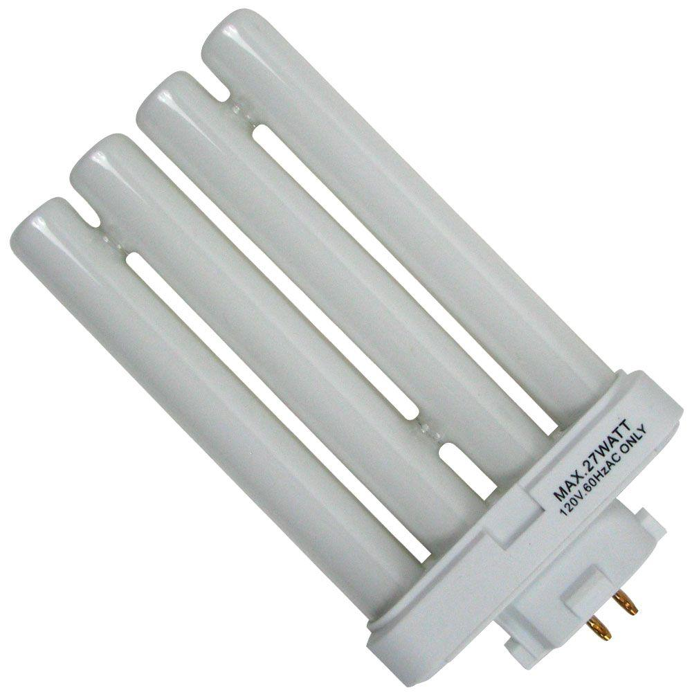 Trademark Home 27-Watt U-SHAPE White Linear Fluorescent Tube Light Bulb