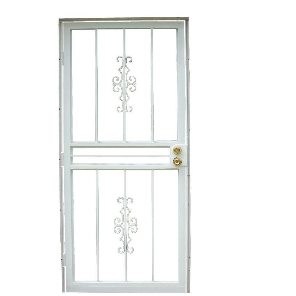 28 x 80 - Security Doors - Exterior Doors - The Home Depot
