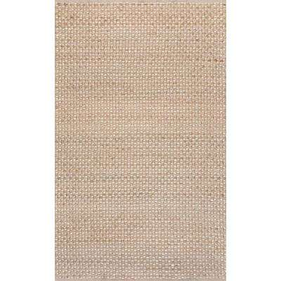 Tessie Natural 5 ft. x 8 ft. Area Rug