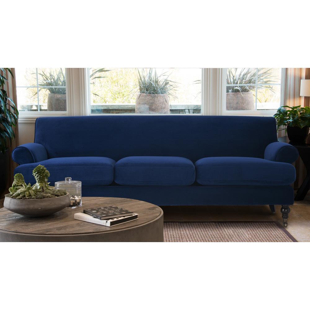 Admirable Jennifer Taylor Alana Navy Blue Lawson Sofa 63360 3 859 Pdpeps Interior Chair Design Pdpepsorg