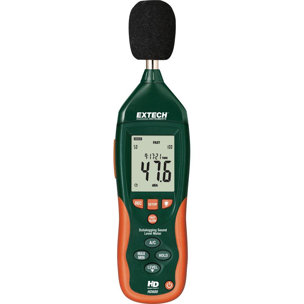 Heavy Duty Data Logging Sound Level Meter