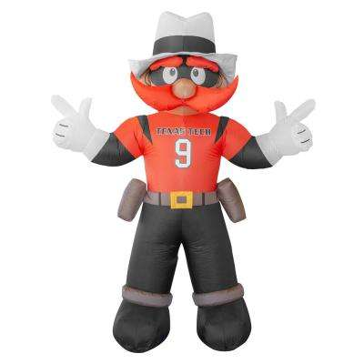 7 ft. Texas Tech Red Raiders Inflatable Mascot