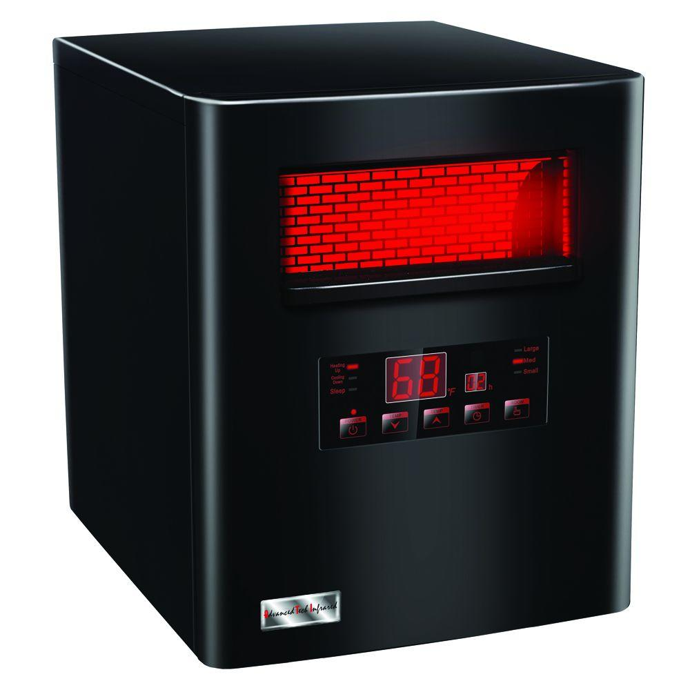 ATI Heat Pro Infrared Quartz Portable Heater-DISCONTINUED