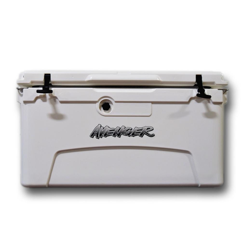 75 Qt. Arctic White Cooler