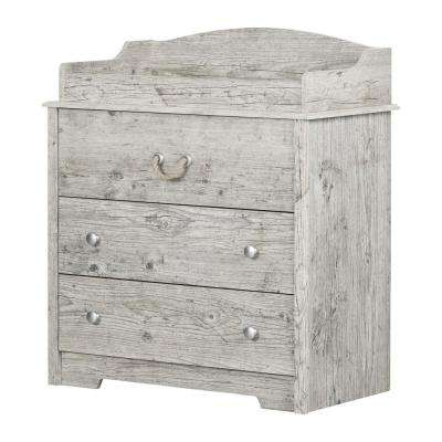 Aviron Seaside Pine Changing Table