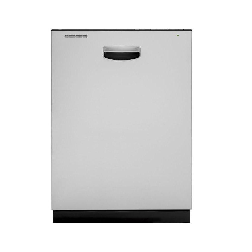 GE Top Control Dishwasher in Stainless Steel