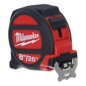 Milwaukee 8 m/26 ft. Magnetic Tape Measure by Milwaukee