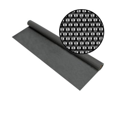 36 in. x 25 ft. Charcoal Super Solar Screen