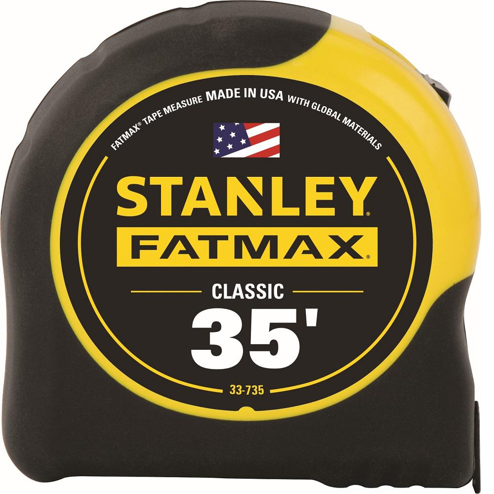 Stanley 35 ft. FATMAX Tape Measure