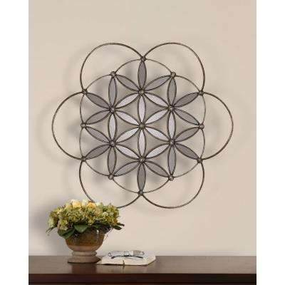 31 in. x 31 in. Baiano Wall Art