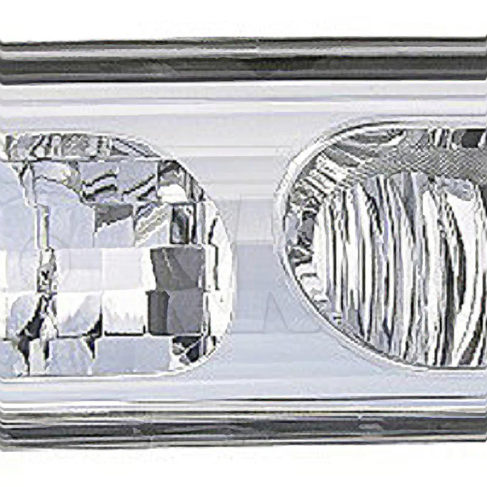 Dorman Left Fog Light Assembly Fits 2007-2008 Acura MDX