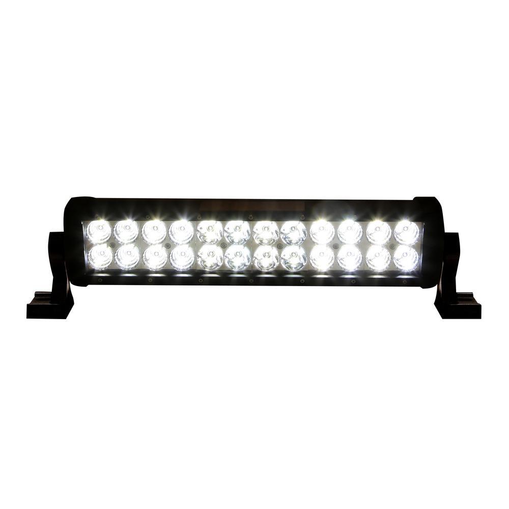 Ecco Double Row Utility Flood Lightbar Ew3214 The Home Depot