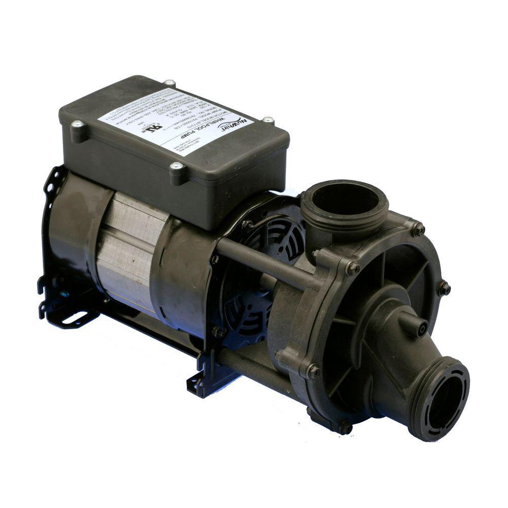 null Hercules 1 HP 10.8 Amp Jetted Whirlpool Bath Pump