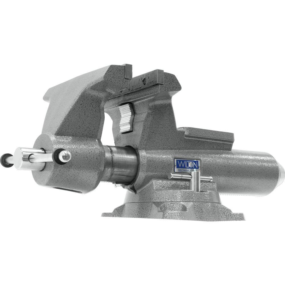 10 in. 8100M Wilton Mechanics Pro Vise