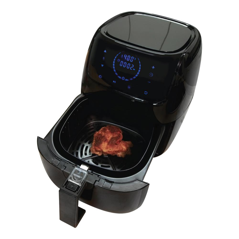 CASO Air Fryer, Black