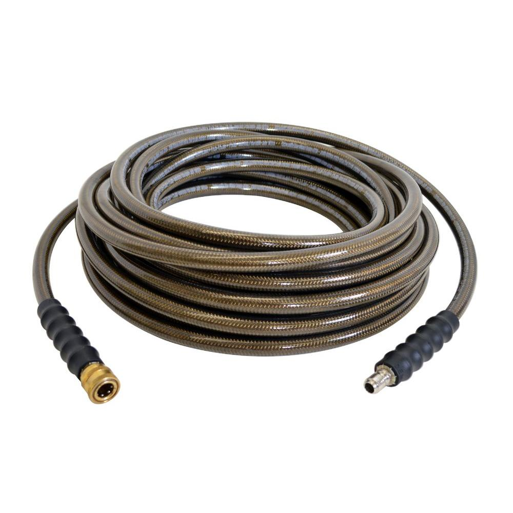 Monster Hose for Pressure Washers  sc 1 st  The Home Depot & Simpson 50 ft. Monster Hose for Pressure Washers-MH5038QC - The Home ...