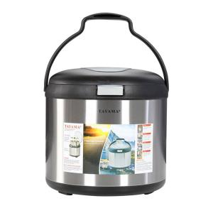 Click here to buy Tayama 7 Qt. Energy-Saving Slow Cooker by Tayama.