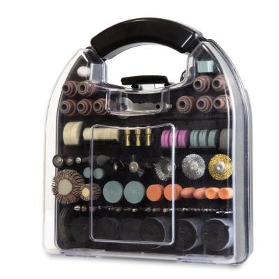Rotary Tool Accessory Kit with Carrying Case (320-Piece)
