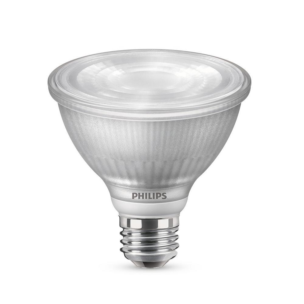 Dimmable  Great ! 6 pack Philips  PAR30S Flood 40 Halogen Light Bulb 50 Watt