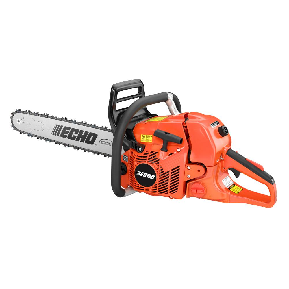 20 in. 59.8cc Gas Chainsaw with Wrap Handle