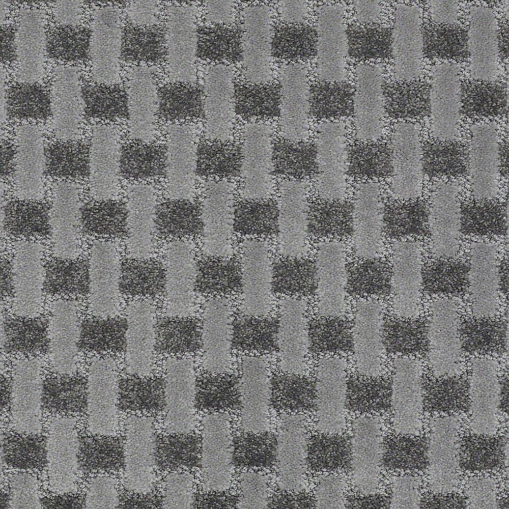 Carpet Sample - King's Cross - In Color Hammerhead 8 in. x 8 in.