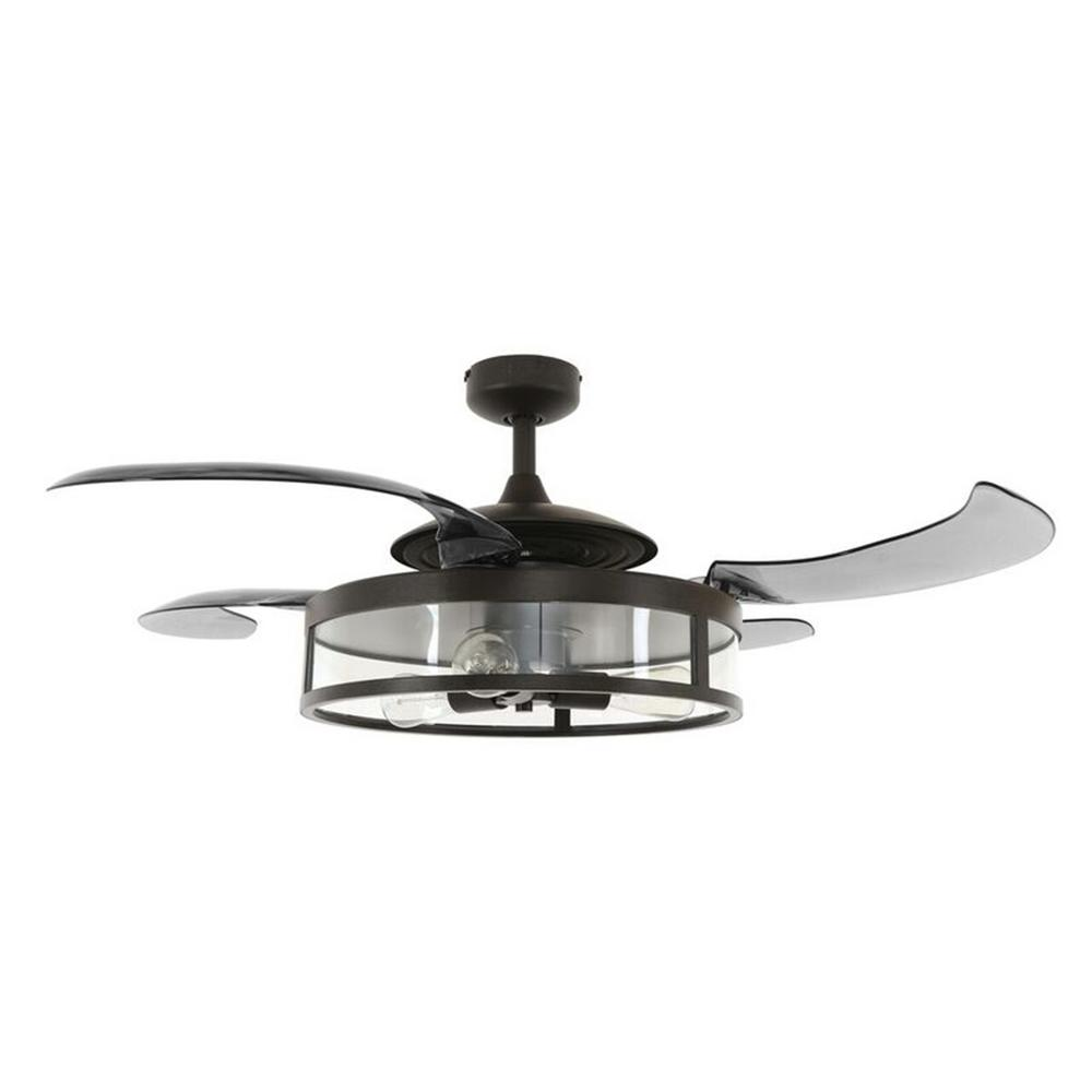 Fanaway Classic 3 Light 48 In Antique Black Ceiling Fan