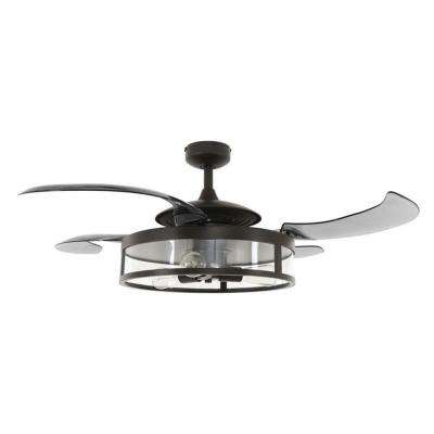 Fanaway Classic 3-Light 48 in. Antique Black Ceiling Fan