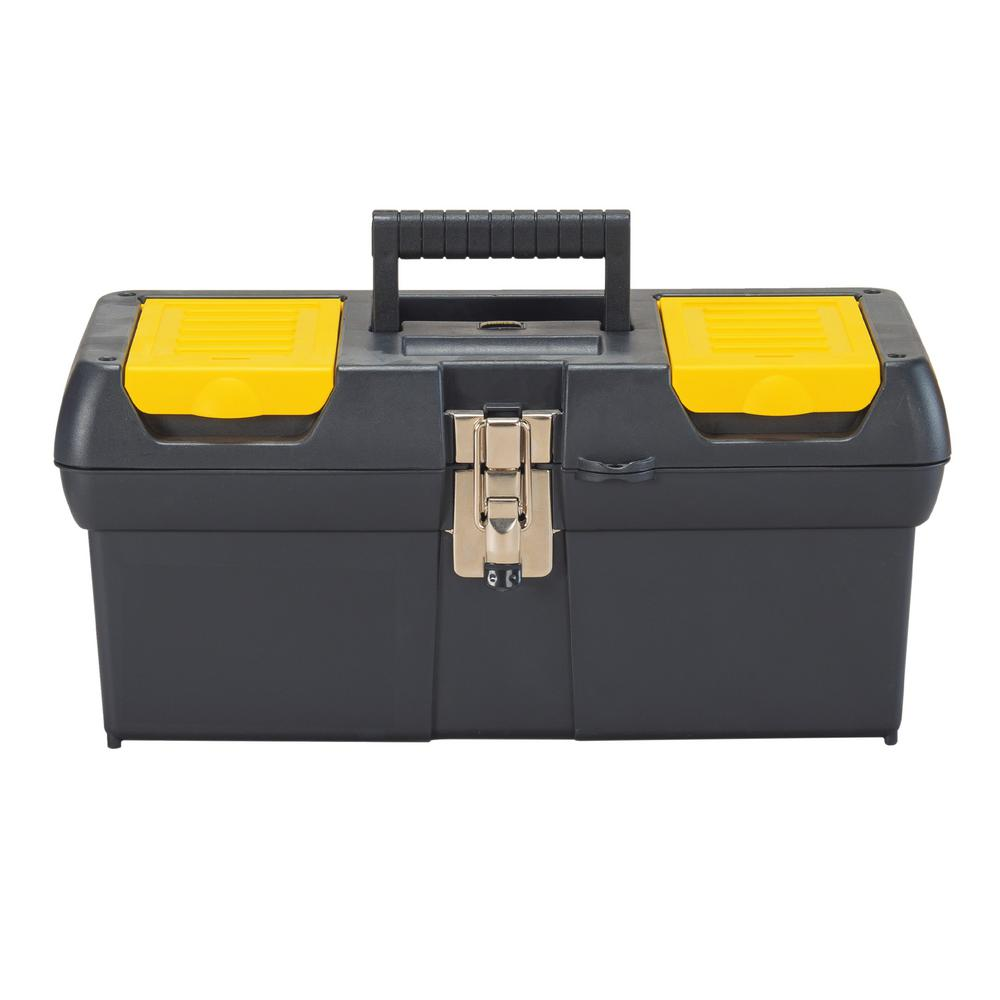 Stanley 16 in. 2000 series with Lid Organizers Mobile Tool Box