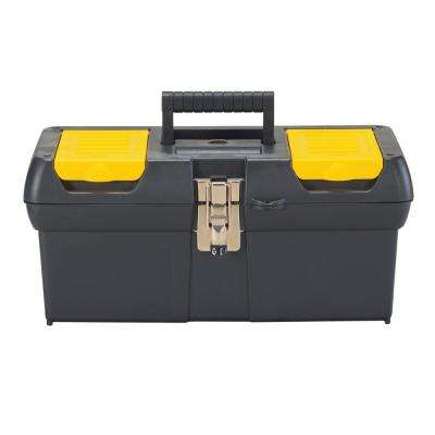 2000 Series 16 in. Tool Box with Lid Organizers
