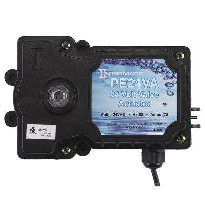 24-Volt Pool and Spa Valve Actuator