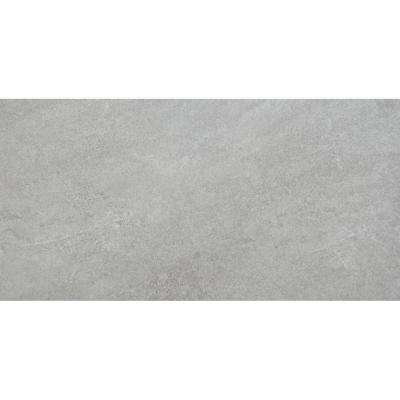 Alpe Graphite 12 in. x 24 in. Porcelain Floor and Wall Tile (15.5 sq. ft. / case)