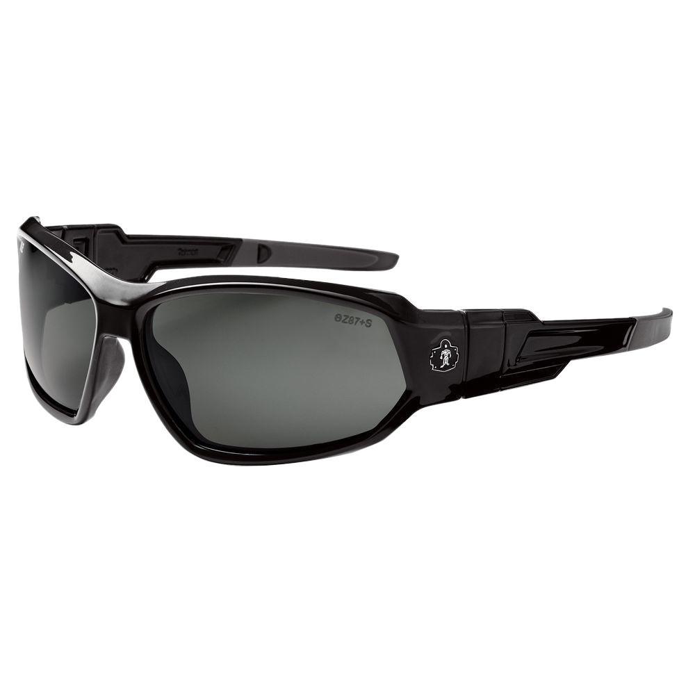 Ergodyne Skullerz Loki-AF Safety Glasses and Goggles with Fog-Off by Ergodyne