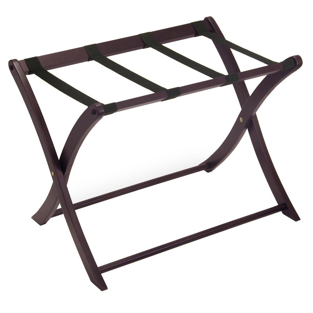Winsome Wood Luggage Rack-DISCONTINUED