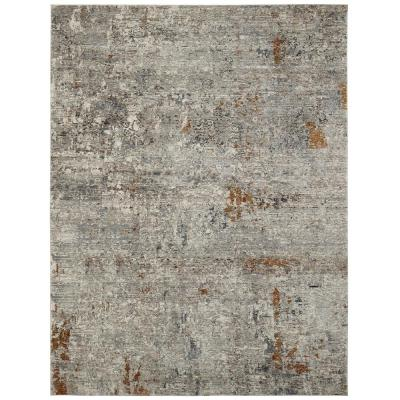 Camilla Greys/Beige 9 ft. 6 in. x 13 ft. Area Rug