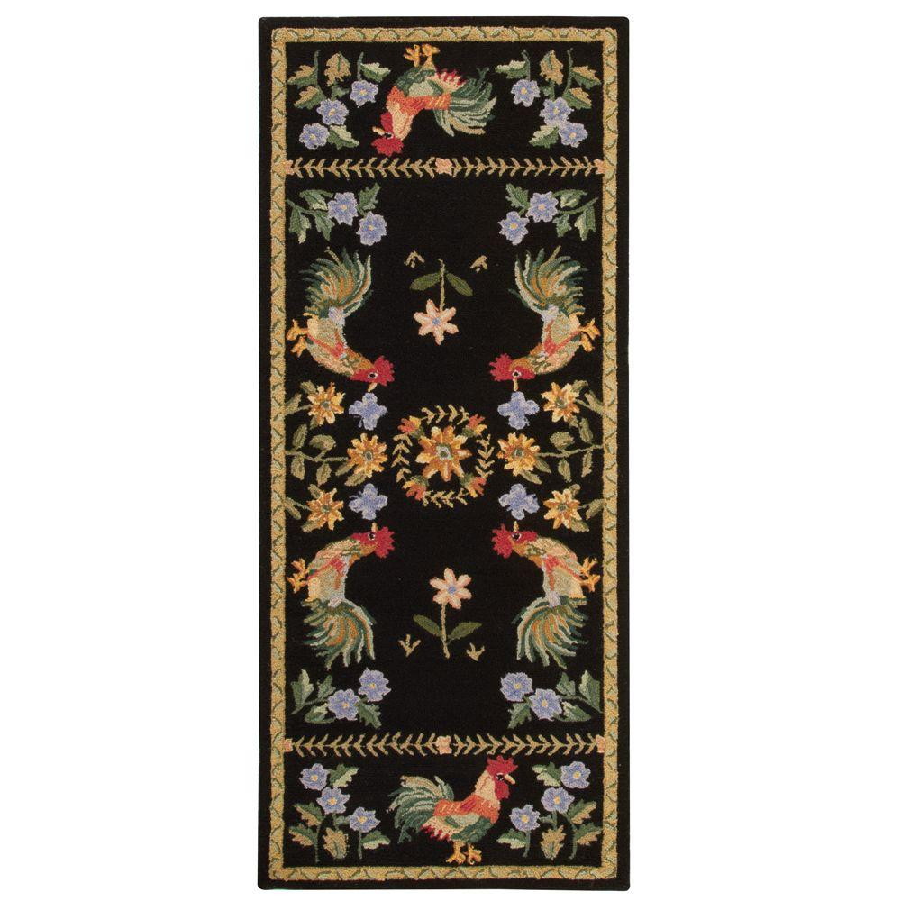 Home decorators collection spring on the farm black 2 ft for Home decorations collections catalog