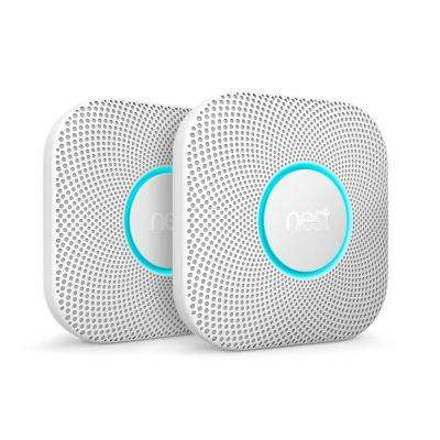 Protect Wired Smoke and Carbon Monoxide Alarm (2-Pack)
