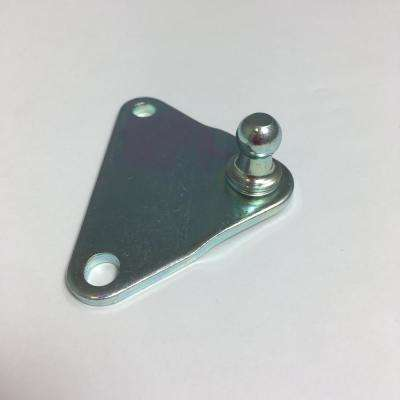 Bracket with Ball Stud for Universal Gas Spring Lift Support 10 mm