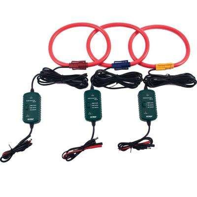 3000-Amp Current Flexible Clamp Probe